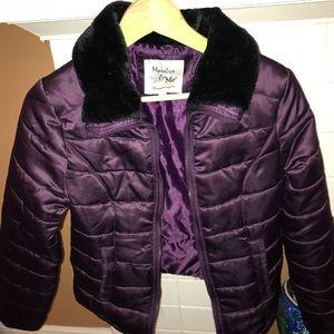 Jackets & Blazers - Purple Light Jacket